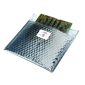 21267-STATIC SHIELD BAG 2120R SERIES CUSHIONED, 6x7, 100 EA