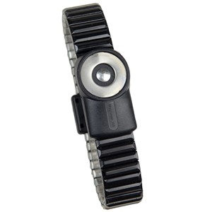 2227-MAGSNAP 360 WRISTBAND, MAGNETIC, DUAL, METAL, LARGE