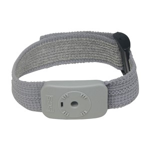 2368VM-WRIST BAND, DUAL CONDUCTOR, ADJUSTABLE FABRIC, FOR 790/791