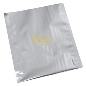 MOISTURE BARRIER BAG, DRI-SHIELD 2000, 18x18, 100 EA
