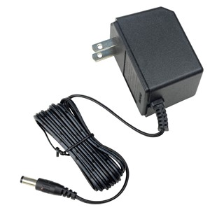 746P-ADAPTER, 120VAC IN, 9VDC 75MA OUT, N. AMERICA PLUG