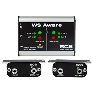 WS AWARE MONITOR, STANDARD REMOTES, ETHERNET OUTPUT