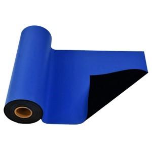 770093-MAT ROLL, RUBBER, R3, DARK BLUE, 36'' x 50'