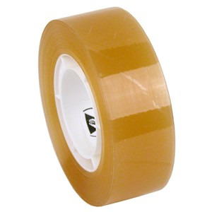 780001-TAPE, CLEAR, ESD, 3/4'' x 36 YDS, 1'' PLASTIC CORE