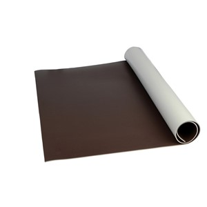 "8231-MAT ROLL, 3-LAYER VINYL, 8200 SERIES, BROWN, 0.140""x24""x50'"