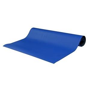 """8902-MAT ROLL, 2-LAYER RUBBER, 8900 SERIES, BLUE, 0.065""""x24""""x50'"""