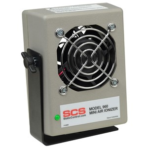 960-MINI AIR IONIZER, NO POWER ADAPTER