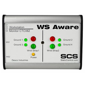WS AWARE MONITOR, 4.20MA OUT, NO REMOTES