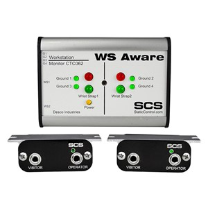 WS AWARE MONITOR, 4.20MA OUT, STANDARD REMOTES, NO POWER