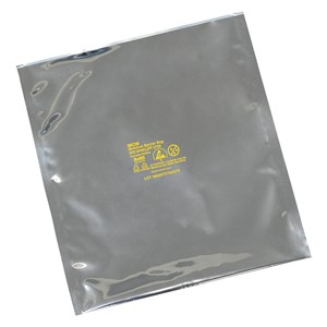 MOISTURE BARRIER BAG, DRI-SHIELD 2700, 16x16, 100 EA