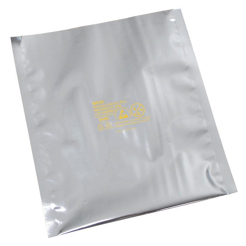 7001013-MOISTURE BARRIER BAG, DRI-SHIELD 2000, 10x13, 100 EA