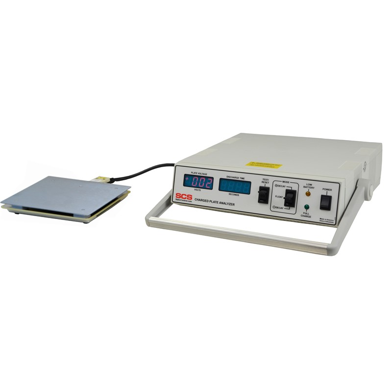 770005-CHARGED PLATE ANALYZER, NO POWER CORD