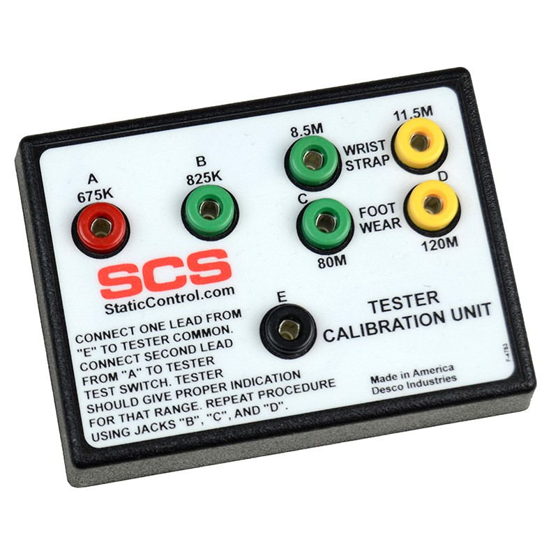 770033-CALIBRATION UNIT, FOR COMBO TESTER