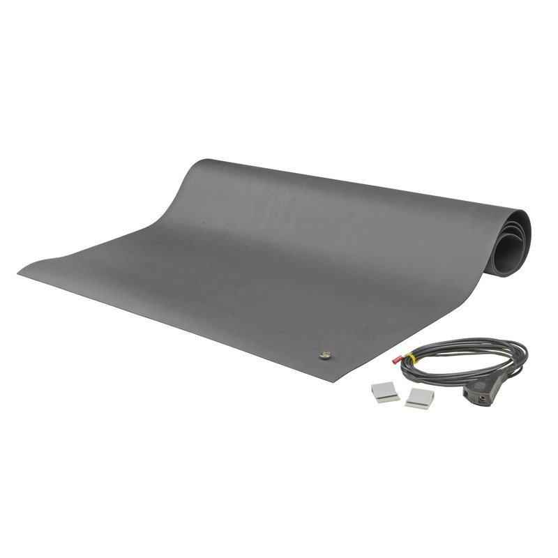 "8860-MAT ROLL, 2-LAYER RUBBER, 8800 SERIES, GRAY, 0.065""x36""x24'"