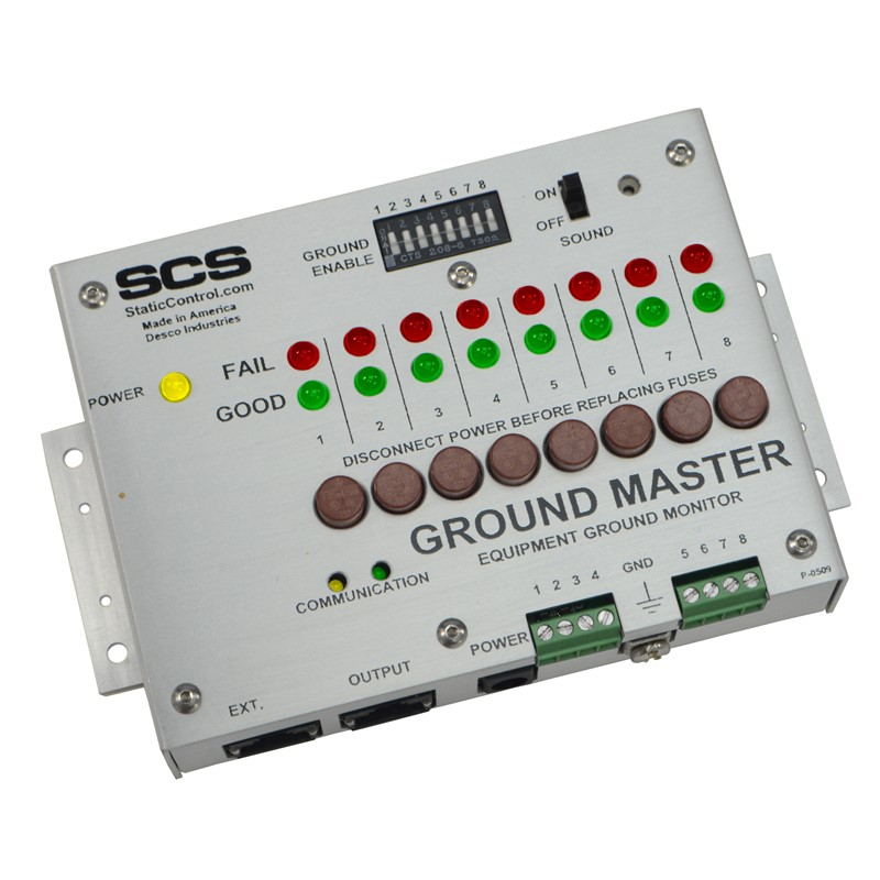 CTC065-5-WW-GROUND MASTER, MODBUS OUT
