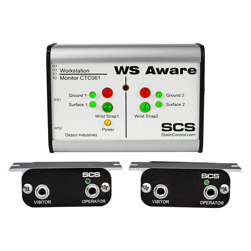 CTC061-RT-242-WW-WS AWARE MONITOR, RELAY OUT, STANDARD REMOTES