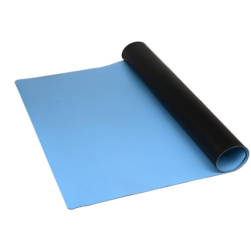 "RM36600L2RBL-MAT ROLL, ULTRA-R2, RUBBER BLUE, 0.064"" x 36"" x 50'"