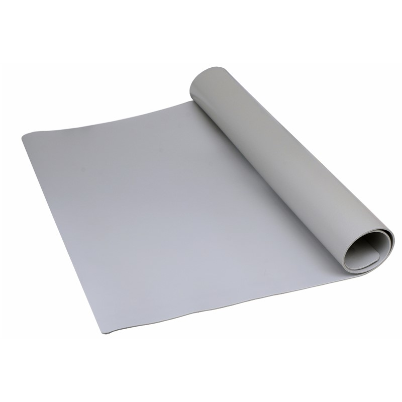 "TM30600L3GR-MAT ROLL, PREMIUM 3-LAYER VINYL, GRAY, 0.135""x30""x50'"